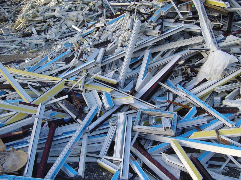 recycle old windows prices uk