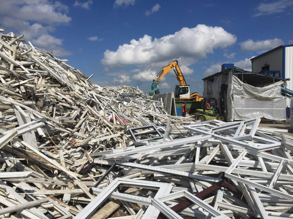 uk window recycling