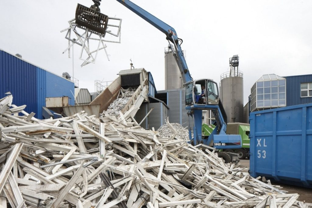 PVC Window Recycling Services