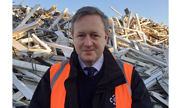 Scholes Steps Up To Md Role At Veka Recycling Veka
