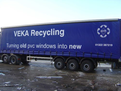 upvc recycle