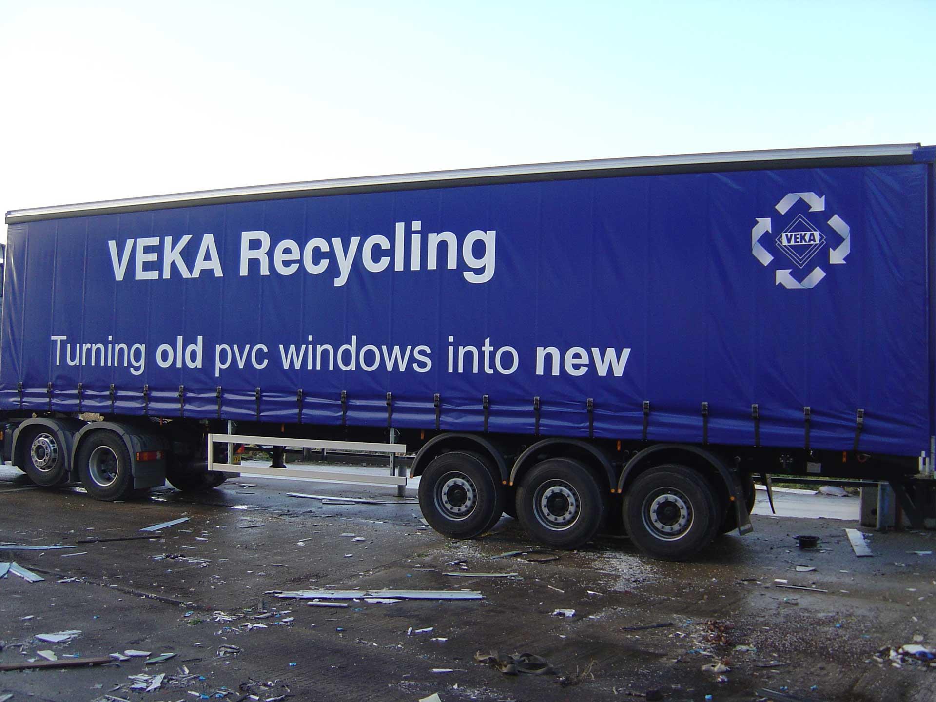 upvc recyling